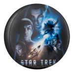Star Trek the Future Begins Entertainment Button Museum