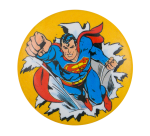 Superman Entertainment Button Msueum