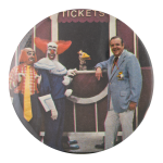 The Bozo Show Tickets Chicago Button Museum