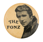 The Fonz Entertainment Button Museum