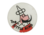 The Little King Entertainment Button Museum