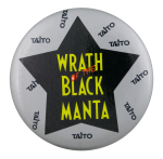 Wrath of the Black Manta Entertainment Button Museum