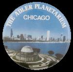 Adler Planetarium Lakefront Event Busy Beaver Button Museum