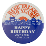 Blue Island Happy Birthday Event Busy Beaver Button Museum