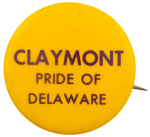 Claymont Pride of Delaware Event Busy Beaver Button Museum