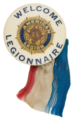 American Legion Ribbon Club Button Museum