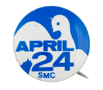April 24 SMC Event Button Museum