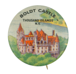 Boldt Castle Event Button Museum