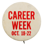 Career Week Event Busy Beaver Button Museum