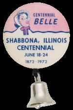 Centennial Belle Event Button Museum