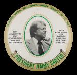 Clinton Massachusetts Welcomes Jimmy Event Button Museum