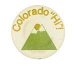 "Colorado ""Hi""! Event Button Museum"