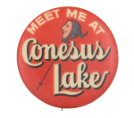 Conesus lake Event Button Museum