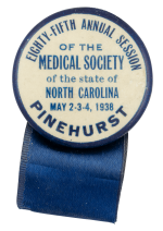 Eighty-Fifth Annual Session Event Button Museum