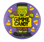 Gimme Candy Event Button Museum
