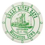 Great River Days Event Button Museum