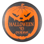 Halloween '93 Event Button Museum