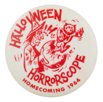 Halloween Horrorscope Homecoming 1964