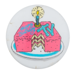Happy Birthday MTV Events Button Musuem