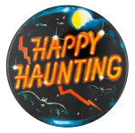 Happy Hunting Event Button Museum