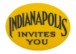 Indianapolis Invites You Event Button Museum