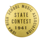 State Contest 1941 Event Button Museum