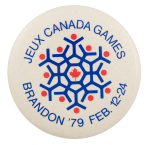 Jeux Canada Games Event Button Museum