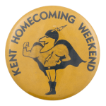 Kent Homecoming Weekend Event Busy Beaver Button Museum
