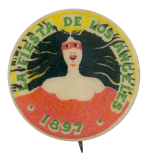 La Fiesta De Los Angeles Events Button Museum