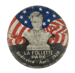 La Follette Park Event Button Museum