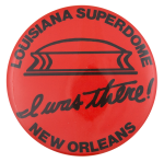 Louisiana Superdome Event Button Museum