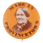 Made in Provincetown Event Button Museum