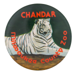 Milwaukee County Zoo Tiger Events Busy Beaver Button Museum