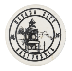Nevada City Event Button Museum