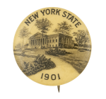 New York State Event Button Museum