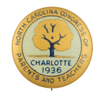 North Carolina Congress of Parents and Teachers Club Button Museum