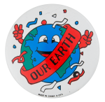 Our Earth Event Button Museum