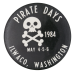 Pirate Days Ilwaco Washington Events Button Museum