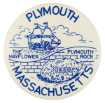 Plymouth Massachusetts  Event Button Museum