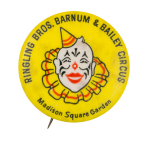 Ringling Brothers Barnum and Bailey Circus Event Button Museum