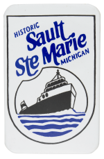Sault Ste Marie Michigan Even Button Museum