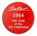 Sealtest 1964 Event Button Museum