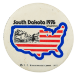 South Dakota 1976 Event Button Museum