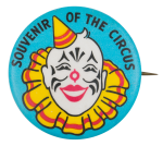 Souvenir of the Circus Event Button Museum