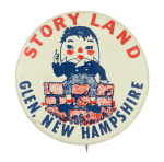 Story Land Event Button Museum