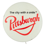 The City with a Smile Event Button Museum