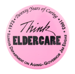 Think Eldercare Events Button Museum