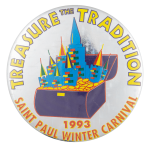 Treasure the Tradition Event Button Museum