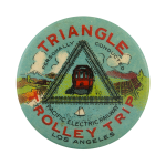 Triangle Trolley Trip Events Button Museum