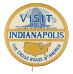 Visit Indianapolis Event Button Museum
